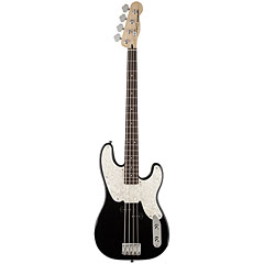 Squier Mike Dirnt Precision Bass BLK « E-Bass