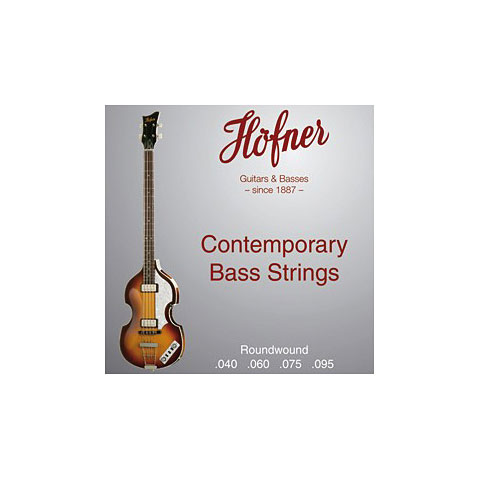 Höfner HCT1133R Beatles Bass