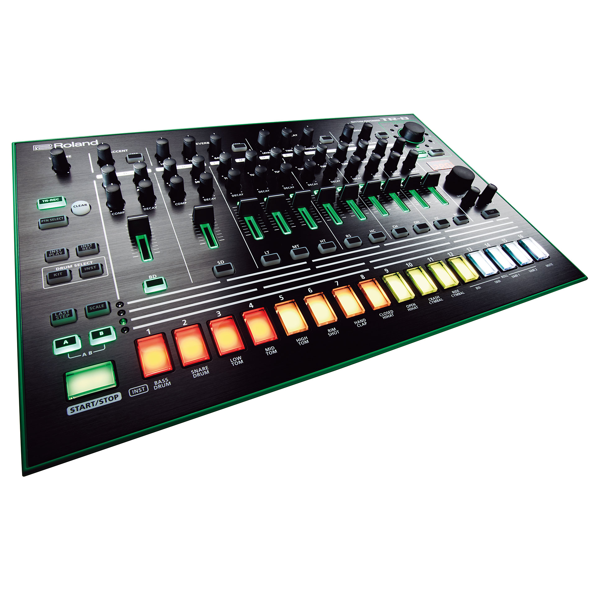 roland aira tr 8 synthesizer