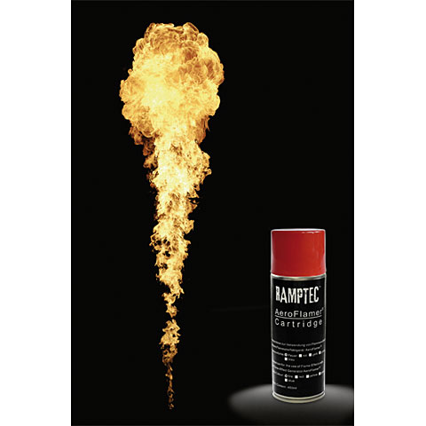 Ramptec Aerosolfluid, Fire, 450 ml