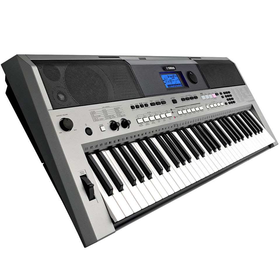 yamaha psr e443 keyboard. Black Bedroom Furniture Sets. Home Design Ideas