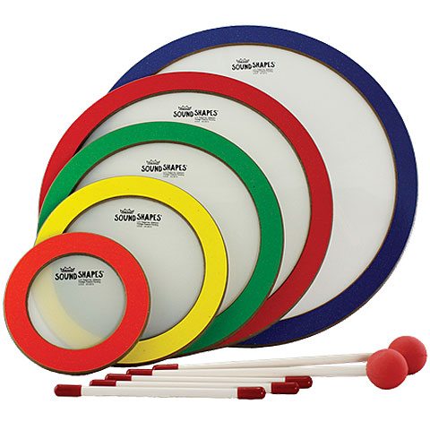 Remo Sound Shape SS-1000-05 Circle Pack