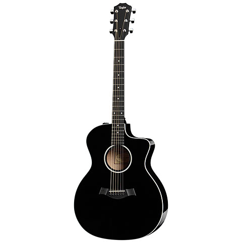 Taylor 214ce Deluxe BLK