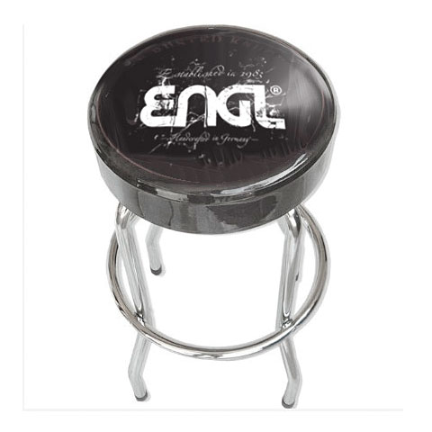 Engl Bar Stool BLK 30 Zoll