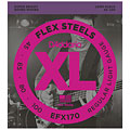 D'Addario EFX170 Flex Steels .045-100 « Saiten E-Bass