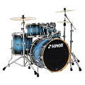 Sonor Select Force SEF 11 Studio WM Blue Galaxy Sparkle « Schlagzeug