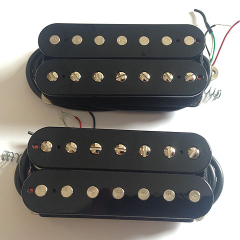 Bare Knuckle Holydiver Open Set 7-String