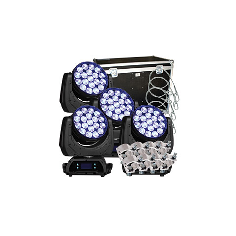 Expolite TourWash Compact 76 4er Set