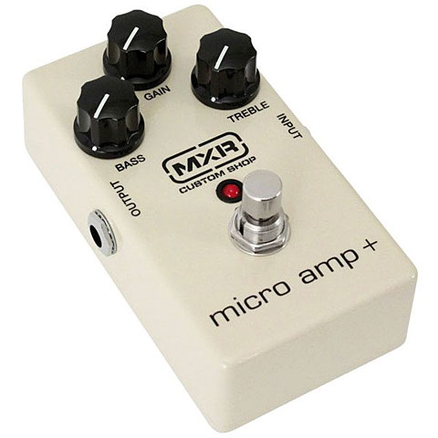 MXR Custom Shop CSP-233 Micro Amp +
