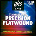 GHS Precision Flatwound 045-105, M3050 « Saiten E-Bass