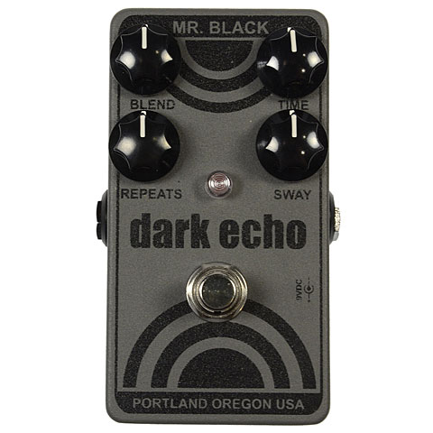 Mr. Black Dark Echo