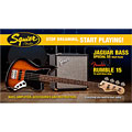 E-Bass Set Squier Affinity Jaguar Bass Special SS & Rumble 15