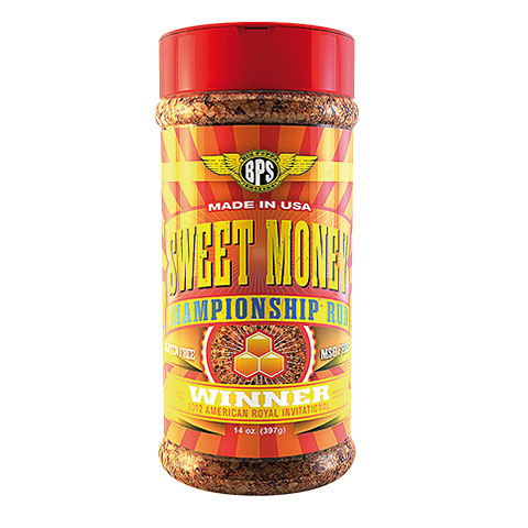 Big Poppa Smokers BPS Sweet Money 14 oz/397 g