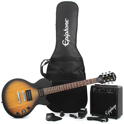 Epiphone Les Paul Special-II Player Pack VS