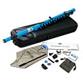 Nuvo Student Flute Electric Blue « Querflöte