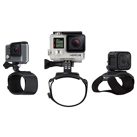 GoPro The Strap (Hand+Wrist+Arm+Leg Mount)