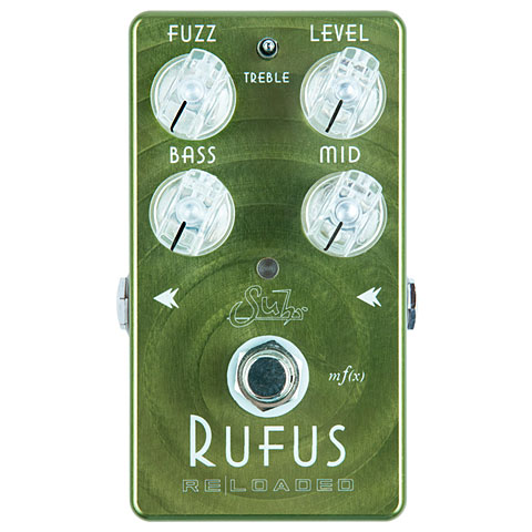 Suhr Rufus Reloaded