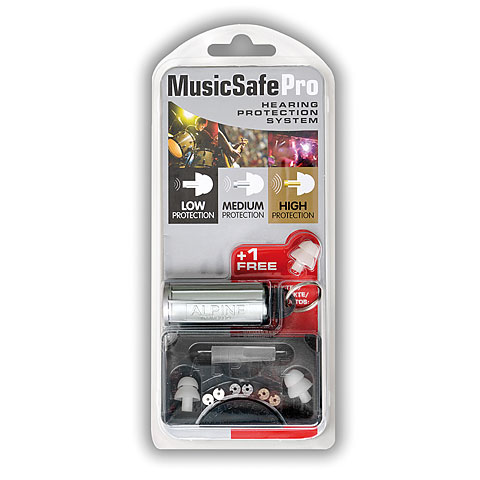 Alpine Music Safe Pro White MP-Edition