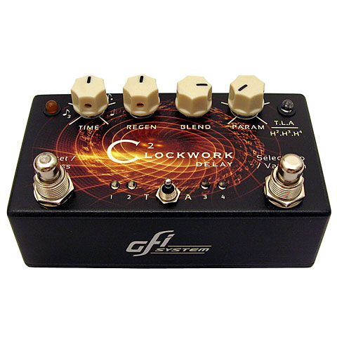 GFI System Clockwork Delay 2