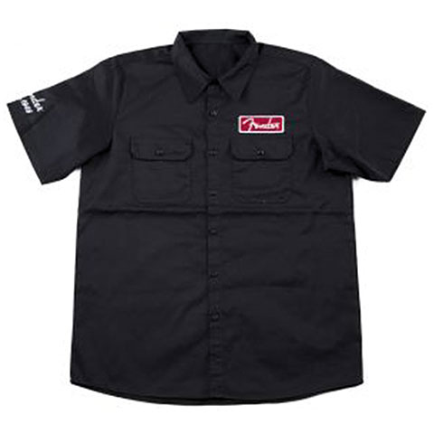 Fender Workshirt BLK L