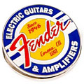 Fender Magnet Clip Guitars and Amps Logo « Geschenkartikel