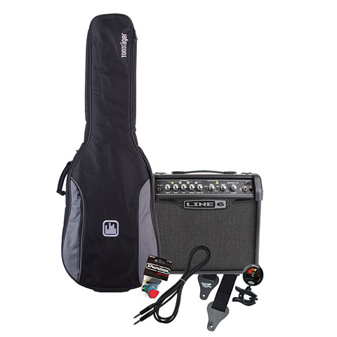 Line 6 Spider IV 15 MP-Bundle