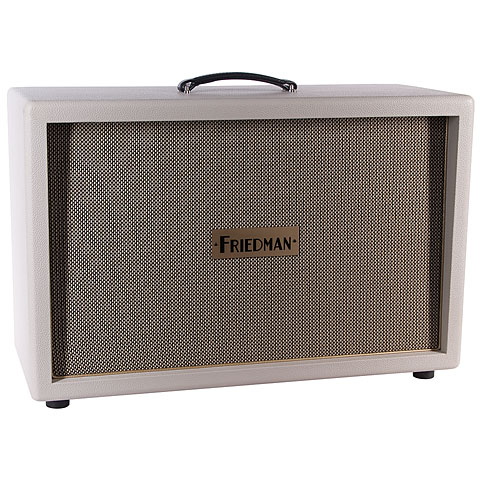 Friedman 2x12  WHT/S&P