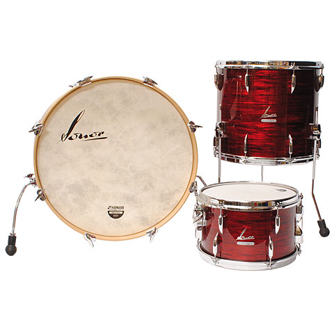 Sonor Vintage Series VT16 Three22 Red Oyster