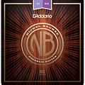 Saiten Westerngitarre D'Addario NB1152 Nickel Bronze Set