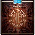 Saiten Westerngitarre D'Addario NB1253 Nickel Bronze Set