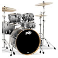 pdp Concept Maple CM5 Silver to Black Sparkle Fade « Schlagzeug