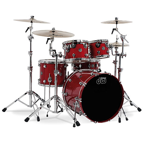 DW Performance Candy Apple Red