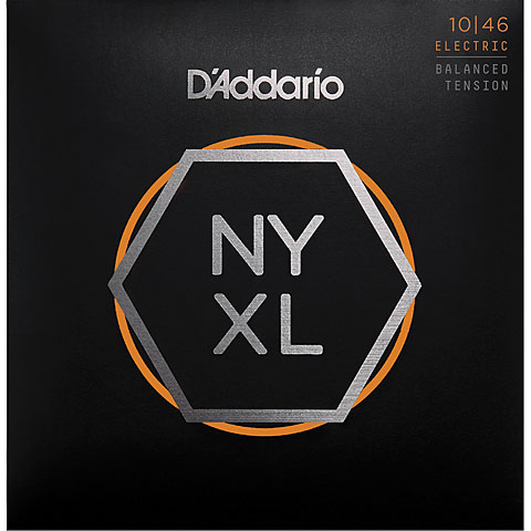 D'Addario NYXL1046BT Balanced Tension Set