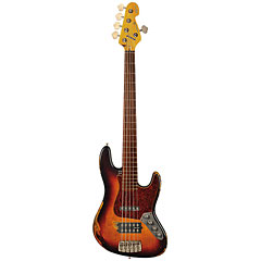 Sandberg California TM 5 HCA 3TS USED « E-Bass