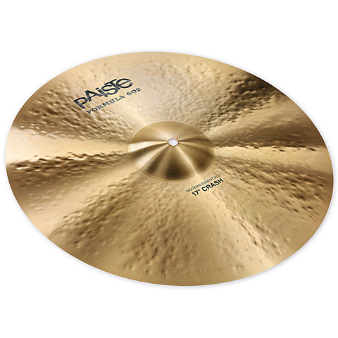 Paiste Formula 602 Modern Essentials 17  Crash