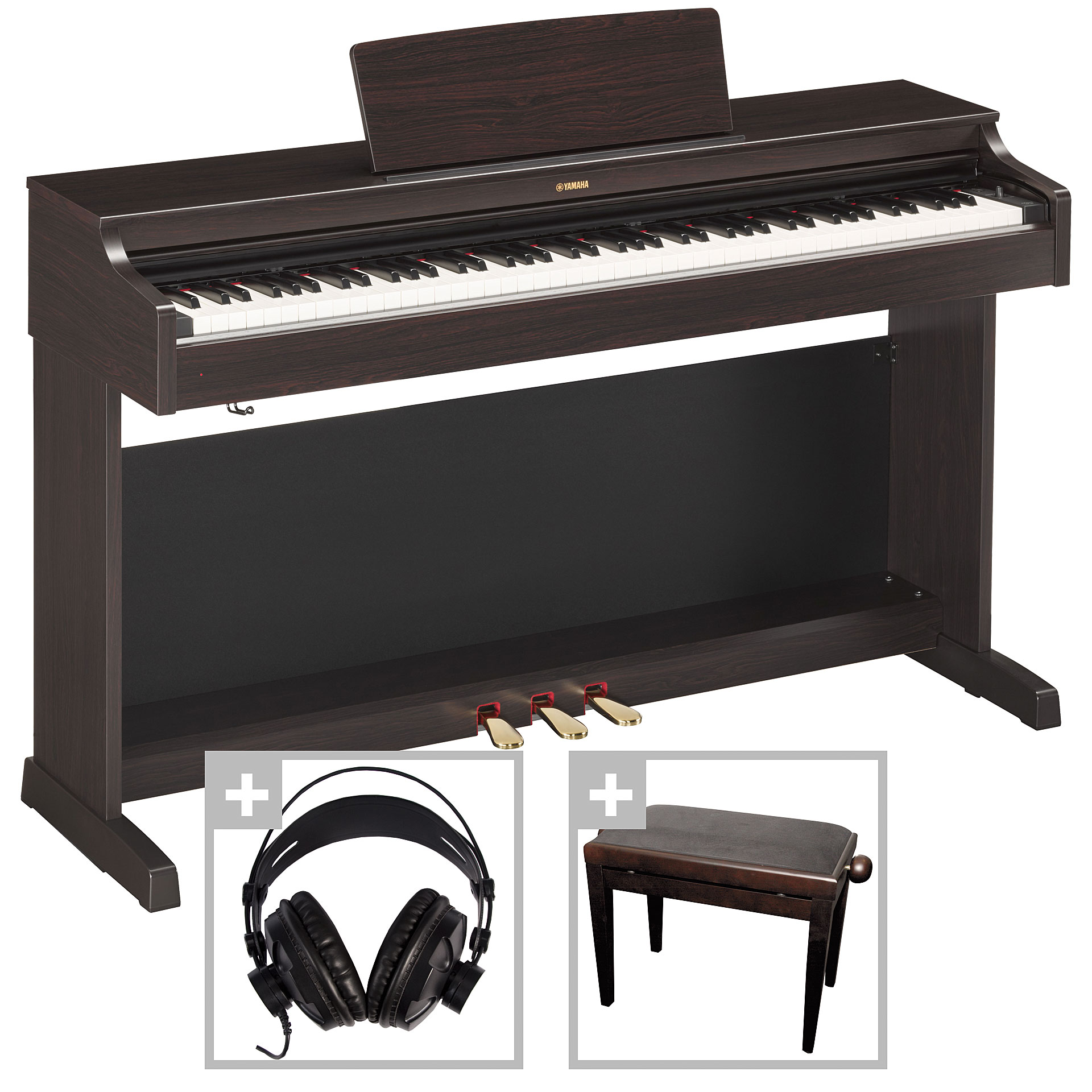 yamaha arius ydp 163 r set digitalpiano