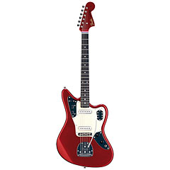 Fender Japan Classic 60s Jaguar OCR « E-Gitarre