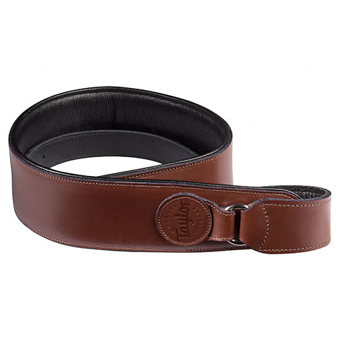 Taylor Leather Badge Brown