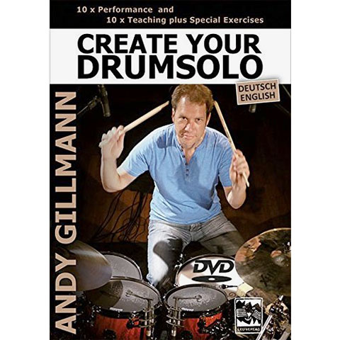 Leu Create your Drumsolo