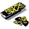Dunlop EVH Black with Yellow Stripes « Plektrum