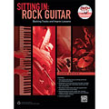 Alfred KDM Sitting In: Rock Guitar (+ DVD) « Lehrbuch