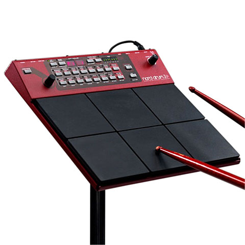 Clavia Nord 3P modeling percussion synthesizer