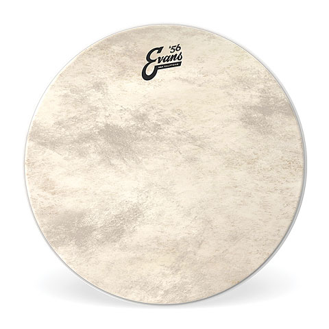 Evans EQ-4 Calftone 18  Bass Drum Head