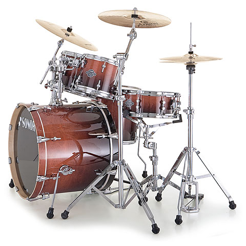 Sonor Essential Force ESF 11 Stage 3 Brown Fade