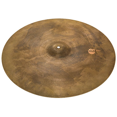 Sabian XSR 22   Big & Ugly  Monarch Ride