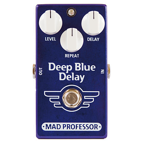 Mad Professor Deep Blue Delay