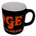 Orange Coffee Cup BLK/OR « Geschenkartikel