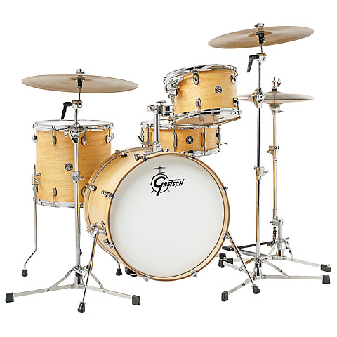 Gretsch Catalina Club 20  Satin Natural Drumset