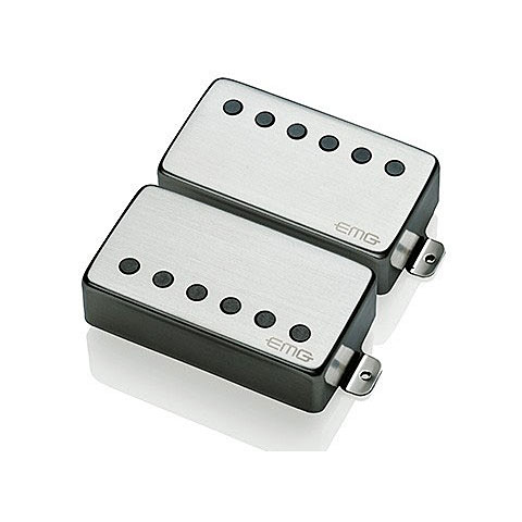 EMG 57/66 Set Brushed Chrome