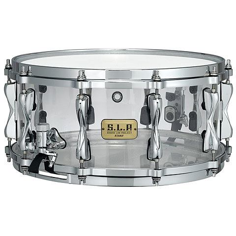 Tama S.L.P 14 x 6,5  Mirage Acrylic Snare